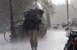 Μετά τα χιόνια... βροχές, καταιγίδες το Σάββατο