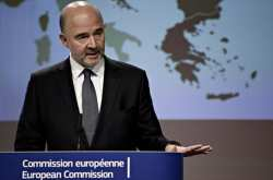 Μοσκοβισί: Είμαστε σε μία στιγμή που η Ελλάδα δρέπει τους καρπούς των θυσιών της