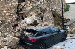 Μεγάλες οι ζημιές που προκάλεσε στα Χανιά το νέο κύμα κακοκαιρίας με καταρρακτώδεις βροχές