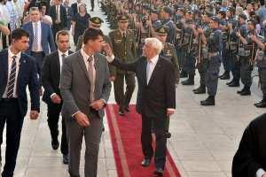 Παυλόπουλος: Η ΕΕ οφείλει να διαδραματίσει πλανητικό ρόλο προκειμένου να υπερασπισθεί το μέλλον
