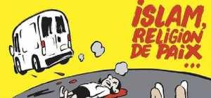 Charlie Hebdo: Προκαλεί με το πρωτοσέλιδο για τις επιθέσεις στην Ισπανία (ΦΩΤΟ)