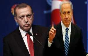 Ισραήλ κατά Ερντογάν