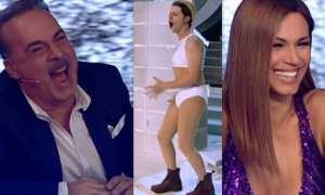 YFSF 4: Έπεσε γέλιο-Ο Μακαλιάς σε ρόλο Miley Cyrus (ΒΙΝΤΕΟ)