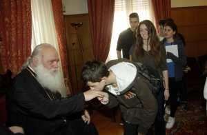 Ιερώνυμος από Ορεστιάδα: κάποιοι δεν αγαπάνε την Εκκλησία και θέλουν αποχριστιανισμό