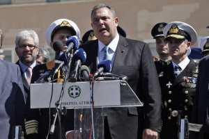Καμμένος: Οι Ένοπλες Δυνάμεις είναι έτοιμες να απαντήσουν σε οποιαδήποτε πρόκληση