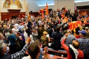 Τα Σκόπια κινδυνεύουν με διαμελισμό από τον αλβανικό αλυτρωτισμό: Ο ιός συγκρούσεων είναι ενδημικός
