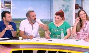 Ελένη: Απίστευτο επεισόδιο με τον Γρηγόρη Γκουντάρα να βρίζει στα καμαρίνια!