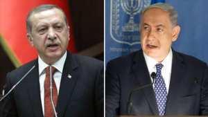 Ανάβει «φωτιά» μεταξύ Τουρκίας και Ισραήλ