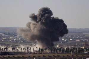 Οι Τούρκοι βομβαρδίζουν τους Κούρδους και αφήνουν νεκρούς