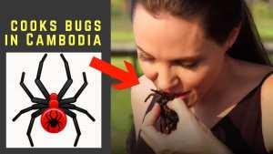 Τελικά είναι καλό να τρώμε έντομα όπως η Αντζελίνα;
