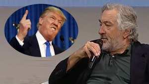 Ντε Νίρο για Τραμπ: Ευτυχώς δεν είναι έξυπνος γιατί τότε θα ήταν επικίνδυνος
