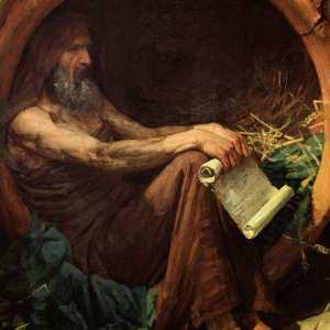 Ποιος ήταν ο κυνικός φιλόσοφος Διογένης;