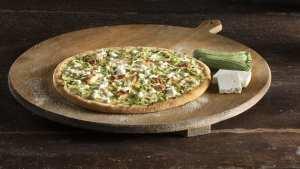 Νέα καλοκαιρινή Zucchini Pizza!