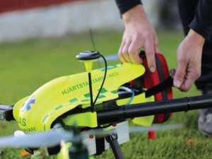 Πως τα drones θα σώζουν ζωές από καρδιακή προσβολή (ΦΩΤΟ)