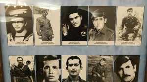 Στην Ελλάδα θα ταφούν τα λείψανα 17 στρατιωτών της ΕΛΔΥΚ, που έπεσαν ηρωικά μαχόμενοι στην τουρκική εισβολή του 1974