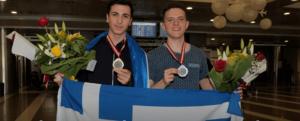 Τα Ελληνόπουλά μας που σάρωσαν τα μετάλλια στη Διεθνή Μαθηματική Ολυμπιάδα (ΦΩΤΟ)