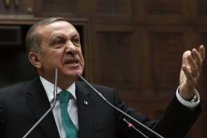 """Ερντογάν: """"Δεν θα δείξουμε κανένα έλεος σε ISIS, Κούρδους και Γιουλέν!"""" (ΒΙΝΤΕΟ)"""