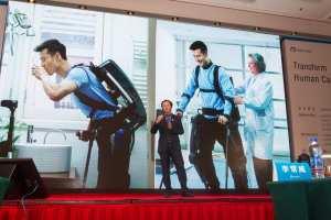 Ο εξωσκελετός που θα σηκώσει τους ανθρώπους από το καροτσάκι (ΦΩΤΟ&ΒΙΝΤΕΟ)