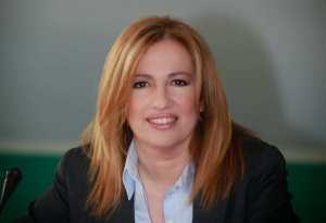 Φ. Γεννηματά για ΣΥΡΙΖΑ: Ακραίο πολιτικό φαινόμενο το οποίο στηρίχτηκε στο λαθρεμπόριο της απάτης
