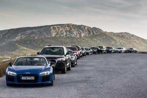 Άτοκο Πρόγραμμα Χρηματοδότησης και ειδικές τιμές κατά τη διάρκεια του Audi ON TOUR