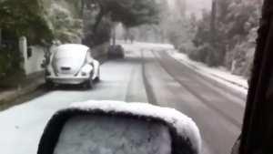 """Έρχεται ο χιονιάς """"Αριάδνη 2"""" με χιόνια στην Αθήνα"""