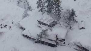 Τουλάχιστον 23 άτομα αγνοούνται στο ξενοδοχείο  Rigopiano
