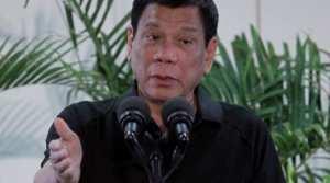 Πρόεδρος Φιλιππίνων: Ο Χίτλερ έσφαξε Εβραίους, εγώ τους ναρκομανείς