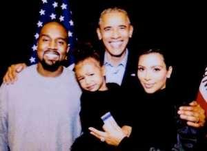 """Το """"ευχαριστώ"""" της Κιμ Καρντάσιαν στον Μπάρακ Ομπάμα"""