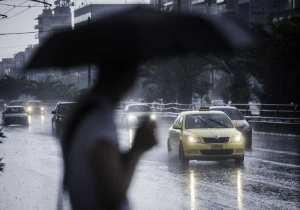 ΚΑΙΡΟΣ 25/5/2017: Βροχές και σποραδικές καταιγίδες στα ηπειρωτικά