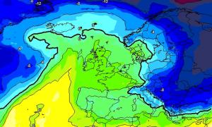 """Από την άνοιξη στον χειμώνα-Βροχές, χιόνια, ισχυροί άνεμοι και """"βουτιά"""" του υδραργύρου"""