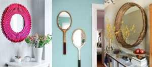 Πώς να ανανεώσεις μόνος σου τον καθρέφτη που βαρέθηκες
