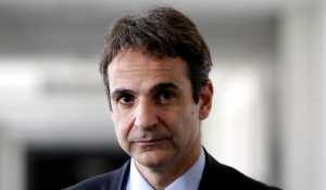 Κυρ. Μητσοτάκης: «Όχι» στη μικροκομματική αντιπαράθεση η δασική πολιτική
