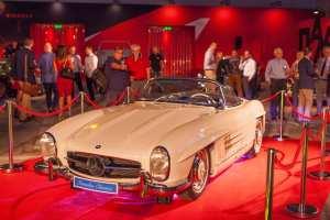 Δώδεκα ωραίες «κυρίες» από την Ismailos Classics Cars