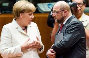 Γερμανία: Κλείνει την ψαλίδα ο Μάρτιν Σουλτς σύμφωνα με τελευταία δημοσκόπηση