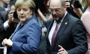 Για πρώτη φορά οι Σοσιαλδημοκράτες προηγούνται των Χριστιανοδημοκρατών της Μέρκελ