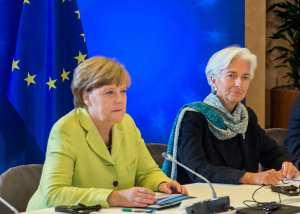 Γερμανία: Τα βρίσκουν Μέρκελ - Λαγκάρντ για την Ελλάδα;