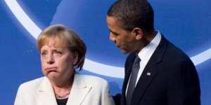 Τηλεφωνική επικοινωνία Ομπάμα-Μέρκελ για όλα εκτός από... Deutsche Bank