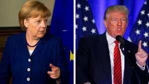 Η Μέρκελ θα επιδιώξει συμβιβαστικές λύσεις με τον Τραμπ