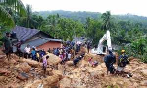 Βοήθεια στη διεθνή κοινότητα, στις γειτονικές χώρες και τα Ηνωμένα Έθνη  ζήτησε η Σρι Λάνκα
