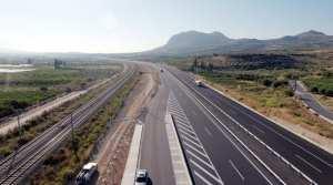 Κυκλοφοριακές ρυθμίσεις θα ισχύσουν, λόγω έργων στη νέα εθνική οδό Κορίνθου - Πατρών