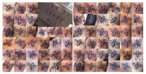 Έκρηξη στο Μάντσεστερ: Οι κάτοικοι της περιοχής κάνουν μαζικά το ίδιο τατουάζ (ΦΩΤΟ)