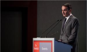 Μητσοτάκης: Ετοιμαστείτε να επενδύσετε στην Ελλάδα