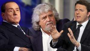 Ιταλία-δημοψήφισμα: Την παραίτηση Ρέντσι ζητεί η αντιπολίτευση