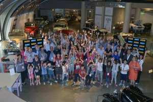 Η Pirelli πήγε τα παιδιά από τα χωριά SOS στο μουσείο αυτοκινήτου