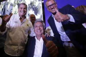Προβάδισμα του διαδόχου του Κορέα στο Εκουαδόρ-Την Πέμπτη το τελικό αποτέλεσμα των εκλογών