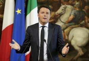 Ιταλία-δημοψήφισμα: Την παραίτηση του ανακοίνωσε ο Ρέντσι