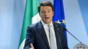 Δείτε LIVE την ομιλία Ρέντσι στον ιταλικό λαό μετά το «ΟΧΙ» στο δημοψήφισμα