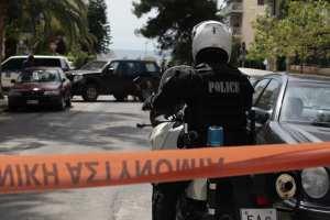 Οπλοστάσιο στο κέντρο της Αθήνας - Καταδίωξη ένοπλου άνδρα