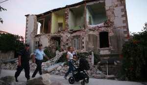 Λέσβος και Κως απαλλάσσονται από τον ΕΝΦΙΑ για το 2017 και το 2018 λόγω σεισμών και προσφυγικού