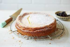 Το cheese cake του 'Ολιβερ